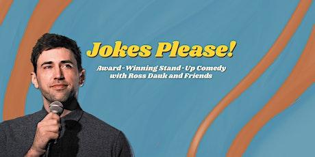 Jokes Please! - The Canada Day Comeback! tickets