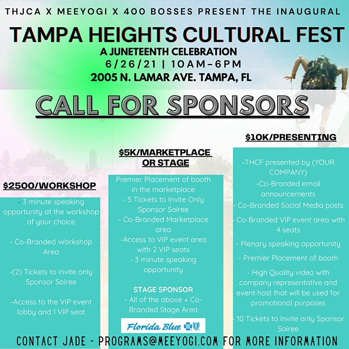 Inaugural Tampa Heights Cultural Fest image