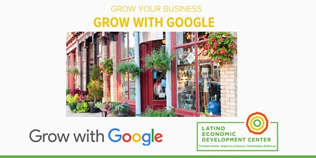 Reach Customers Online with Google (Spanish version available on Thursday) Tickets