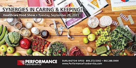 Performance Burlington 2021 Healthcare Show tickets