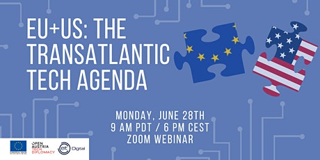 EU+US: The Transatlantic Tech Agenda tickets