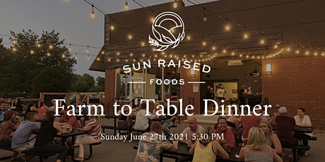 5 Course Farm To Table  Lamb Dinner at Lost Worlds  Sunday June 27th 2021 tickets
