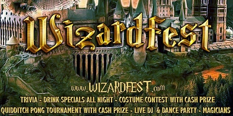 Wizard Fest 10/23 Lombard, IL tickets