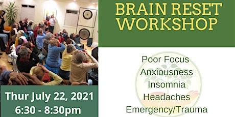 Brain Reset Workshop tickets