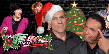 The Uncle Louie Variety Show: An Italian Christmas tickets