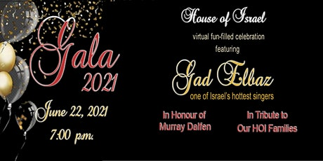 House of Israel 2021 Gala tickets