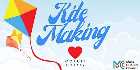 Kite Making for Kids and Families tickets