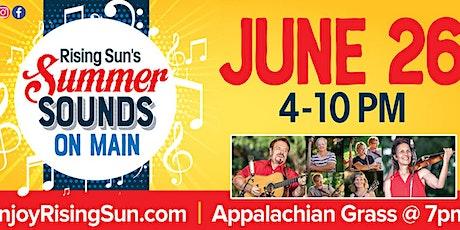 Rising Sun's Summer Sounds on Main tickets