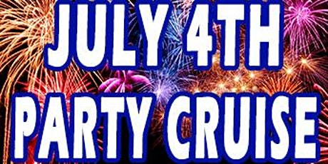 (July4thPartyCruise) 4th of July IndepenDANCE Fireworks Cruise tickets
