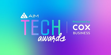 2021 AIM Tech Awards  | Presented by Cox Business tickets