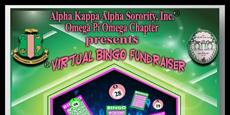 Virtual Bingo Fundraiser tickets