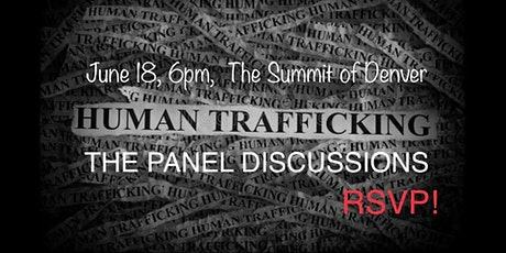 Learn the Signs of Human Trafficking and Book Release event tickets