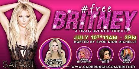 #FreeBritney Drag Brunch tickets