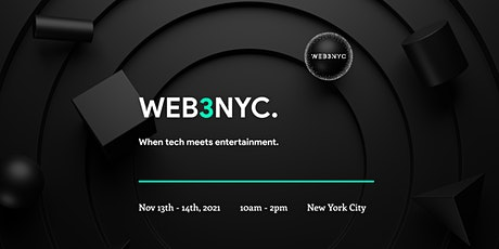 Web3nyc - Blockchain in Sports, Arts, Music and Entertainment tickets