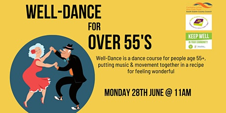 Well-Dance for Seniors with Dance Theatre Ireland tickets