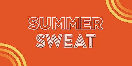 Summer Sweat Series tickets