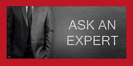 Ask a Financial Expert tickets