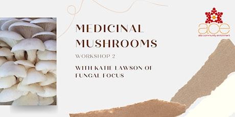 Medicinal Mushrooms tickets