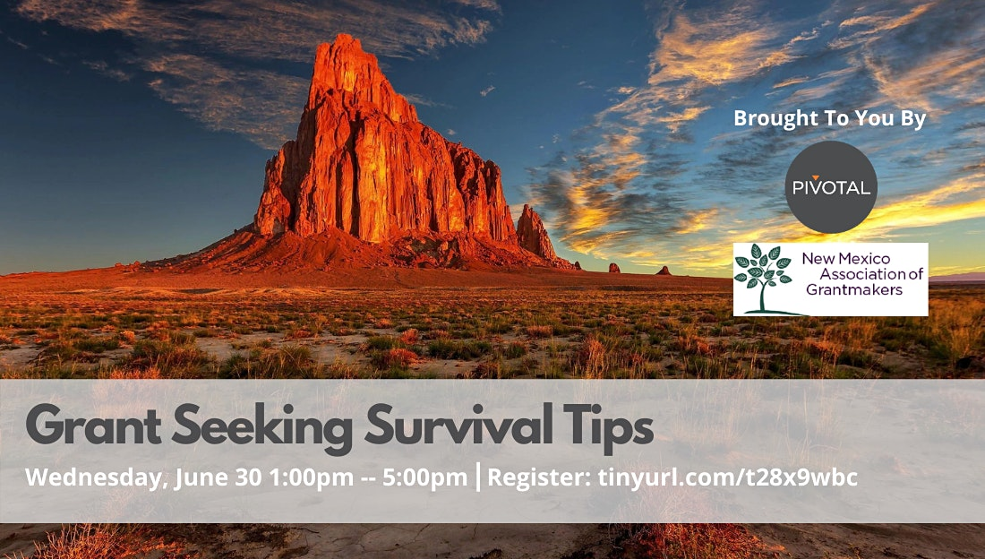 Grant Seeking Survival Tips