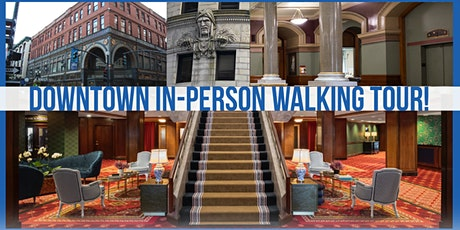 June's Gallery Night: 4:30pm Downtown Walking Tour tickets