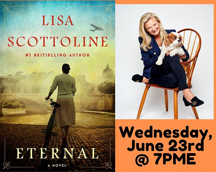 Bestselling Author Lisa Scottoline in Conversation with Tara Brown image