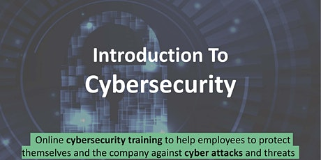 Introduction to Cybersecurity Industry Free Webinar tickets