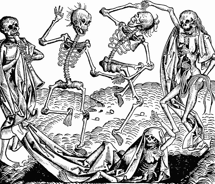 A Journal of the Plague Year - online play reading image