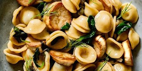 Cooking Class: Vegan Scallop Pasta with Tamuno Imbu tickets