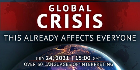 Global Crisis. This Already Affects Everyone | International Conference tickets