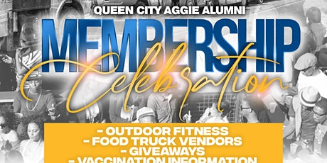 Queen City - Charlotte Aggies Membership Celebration tickets