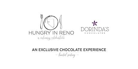 2021 Hungry Experience: Dorinda's Chocolate tickets