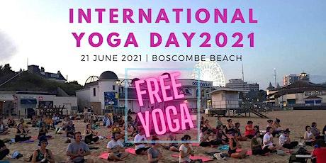 International Yoga Day 2021 - Family Yoga with Silent Yoga UK tickets