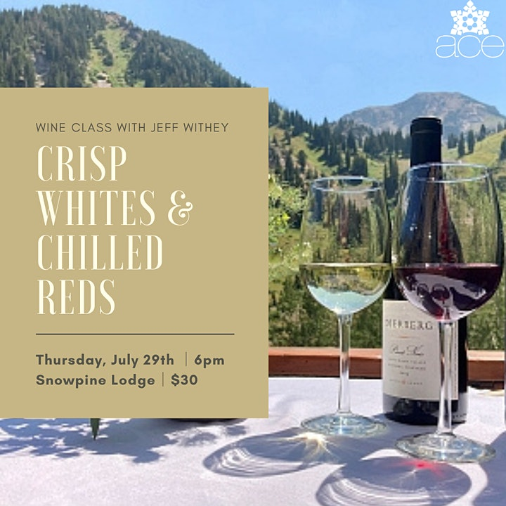 Crisp Whites and Chilled Reds image
