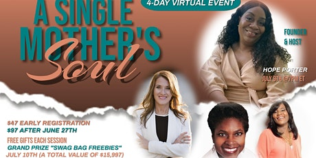 H4SM  A Single Mother's Soul tickets