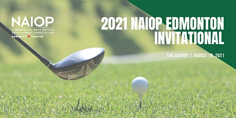 2021 NAIOP Edmonton Invitational tickets