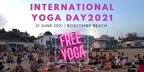 International Yoga Day 2021 - Intuitive Dance Flow with Silent Yoga UK tickets