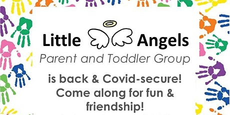 Little Angels Stay and Play  Session 1 tickets