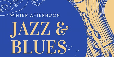 Winter Jazz & Blues Afternoon tickets