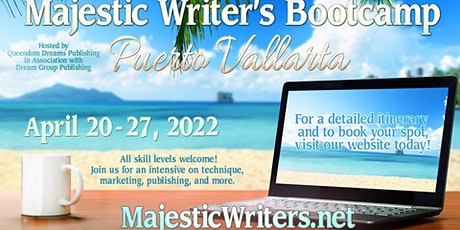 Majestic Writer's Bootcamp tickets