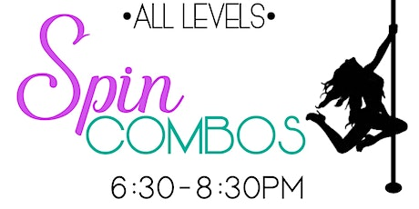 Friday 6/25-- All Levels 6:30-8:30pm tickets