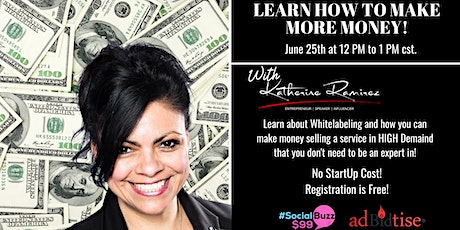 Learn About How Whitelabeling Can Help You Make MORE MONEY tickets