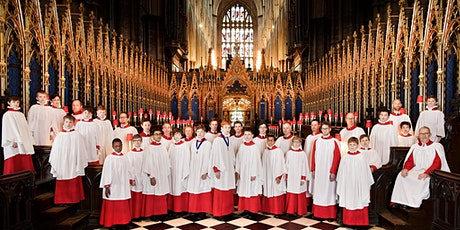 Westminster Abbey Choir: Faire is the heaven tickets