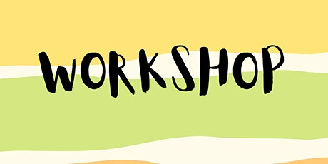 Bringing Your Characters to Life Workshop tickets