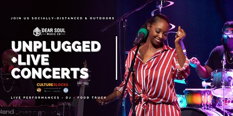 Unplugged & Live Concert Series: Lunchtime Edition tickets