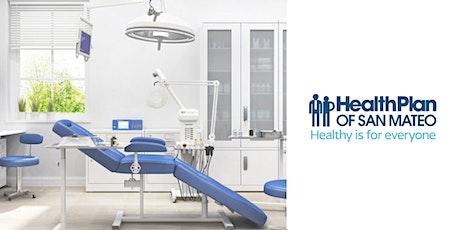 HPSM Dental Integration Program Webinar (7/13/2021) tickets