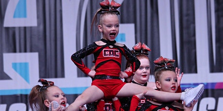 CDC 2021-2022 Cheer Placements tickets