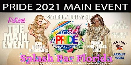 Pride 2021 Main Event tickets