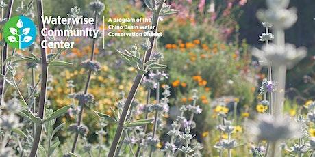 California Native Garden Design - Online Workshop tickets