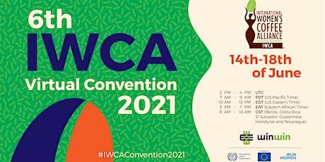 IWCA Virtual Convention 2021 tickets