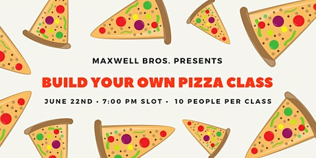 Build Your Own Pizza Class tickets